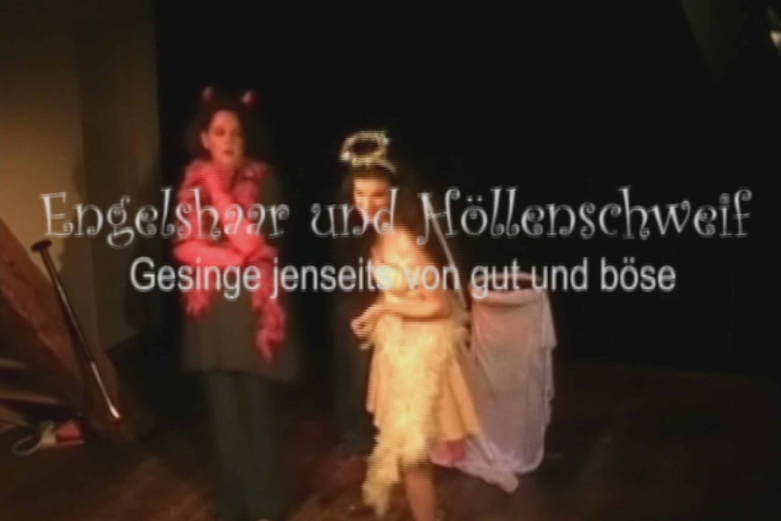 Trailer Engelshaar und Höllenschweif